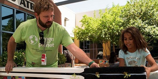 Hydroponics and School Garden Teacher Training