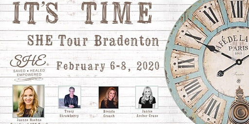 SHE Tour Bradenton, Feb. 6-8, 2020