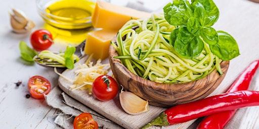 Veggie Noodles & Sauces