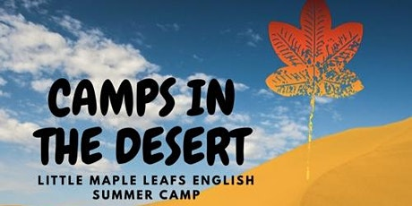 Open House - Camps in the desert tickets