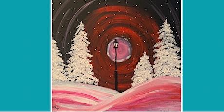 Red Winter Scene @ Cultus lake Pub tickets