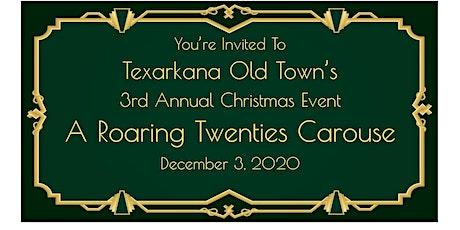 A Roaring Twenties Carouse! tickets