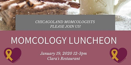Chicago Area Momcology Luncheon