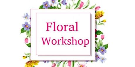 Copy of Floral Workshop for  the Aspiring  Florist tickets