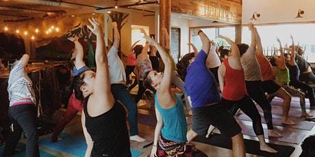 Beer + Yoga @ Hellbent Brewing Company tickets