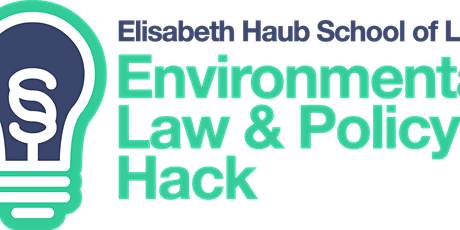 Virtual Pace Environmental Law and Policy Hack tickets