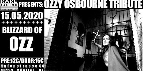 Ozzy Osbourne Tribute - Blizzard Of Ozz Tickets
