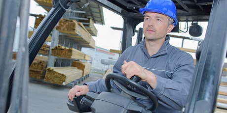 Forklift Operation Safety & Train-the-Trainer tickets