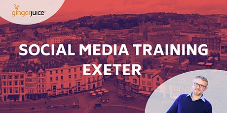 Social Media for Travel & Tourism (Exeter) tickets