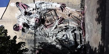 ART PUBLIC ET ART DE LA RUE : ENTRE BUREAUCRATIE DE L'ART ET DÉLINQUANCE tickets