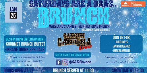 Saturdays are a Drag...Brunch