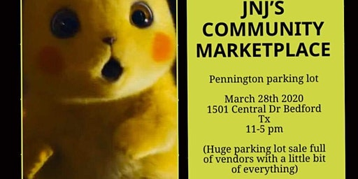 JNJ'S Community Marketplace
