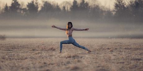 Yoga and Goal Setting with lululemon & MindSpace Tickets