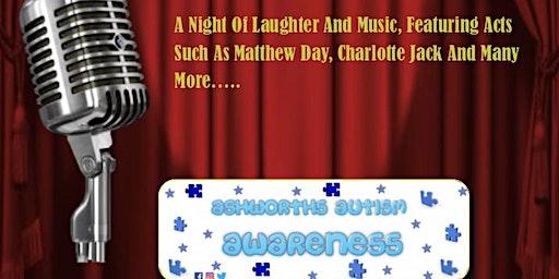 Ashworths Autism Awareness comedy night