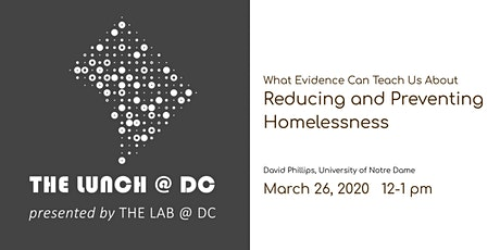 The Lunch @ DC with David Phillips tickets