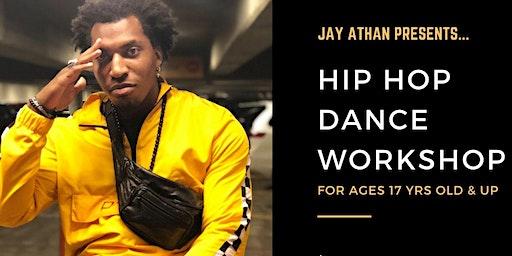 Jay Athan Presents: Hip Hop Dance Workshop - Frisco