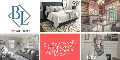 Staging to Sell: What Every Agent Should Know, 3Hr CE tickets