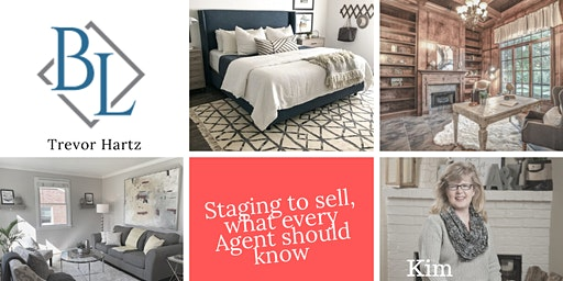 Staging to Sell: What Every Agent Should Know, 3Hr CE