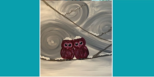 Winter Owls @ The SureStay in Chilliwack