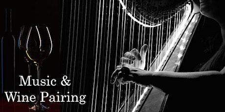 Buffalo Philharmonic and Winkler & Samuels: Harp & Wine Pairing tickets