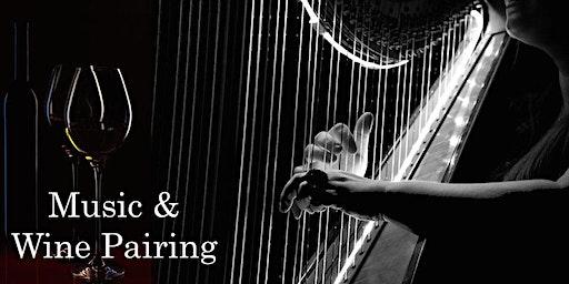 Buffalo Philharmonic and Winkler & Samuels: Harp & Wine Pairing