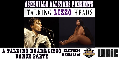 AVL ALL-STARS PRESENTS - 'Talking Lizzo Heads' | Asheville Music Hall tickets