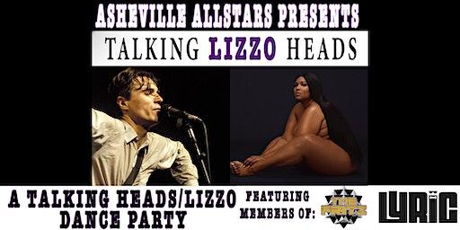 AVL ALL-STARS PRESENTS - 'Talking Lizzo Heads' | Asheville Music Hall