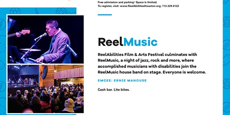 ReelAbilities: ReelMusic tickets