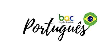 Brazilian Portuguese Classes tickets