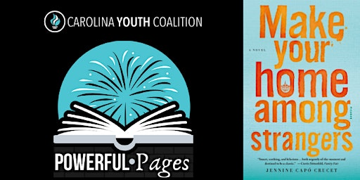 Powerful Pages Book Club Series (benefitting Carolina Youth Coalition)