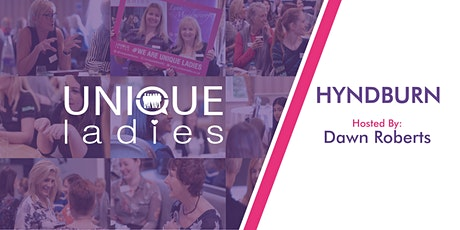 ONLINE Unique Ladies Business Networking Hyndburn tickets