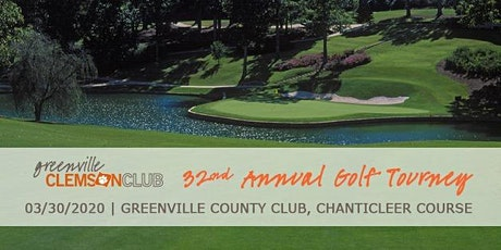 32nd Annual GCC Golf Tourney tickets