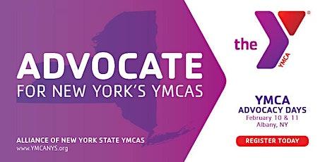 2020 YMCA Advocacy Days tickets