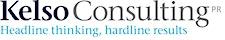 Kelso Consulting:  award-winning reputation builders logo