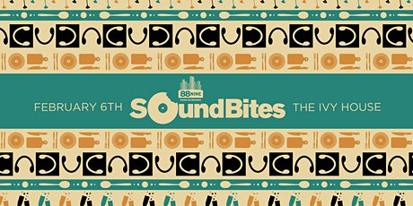 SoundBites 2020 tickets