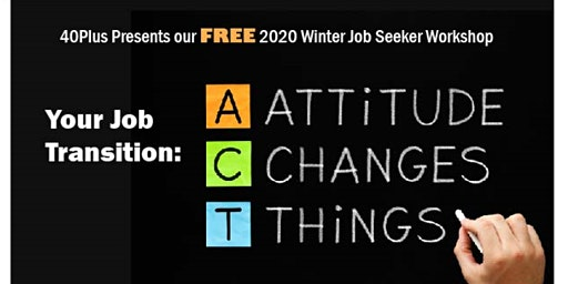 Your Job Transition:  Attitude Changes  Things