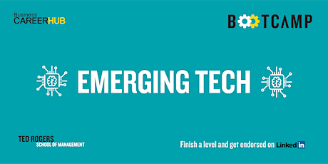 Emerging Tech: Day 3 tickets