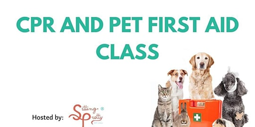 CPR and Pet First Aid Class