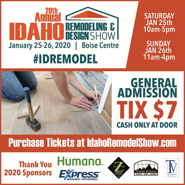 Idaho Remodeling & Design Show image