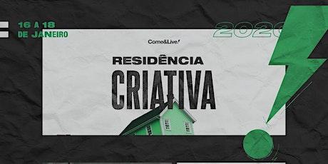Residência Criativa #2 ingressos