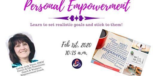 Self-Care Workshop: Your Personal Empowerment 2020