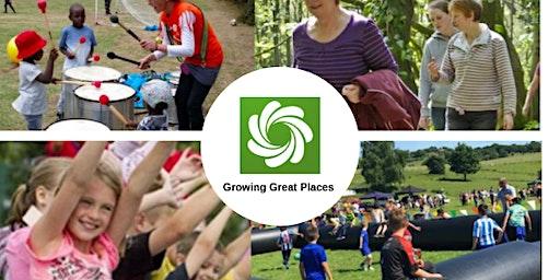 Huddersfield  and South Kirklees Crowdfunding workshop