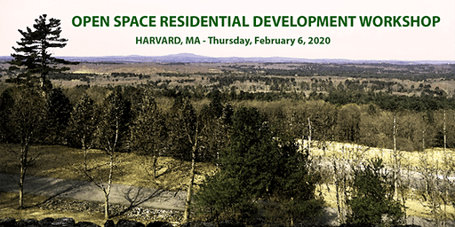 Open Space Residential Design Workshop - Harvard, MA