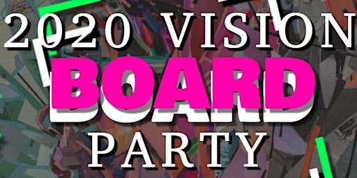 Boss Lady Vision Board Event