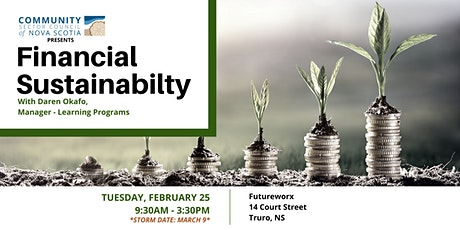 Financial Sustainability - NORTHERN tickets
