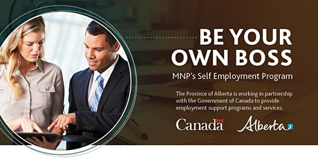 Self Employment / Entrepreneur Training - Be Your Own Boss! tickets