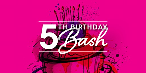 Susquehanna Art Museum's 5th Birthday Bash