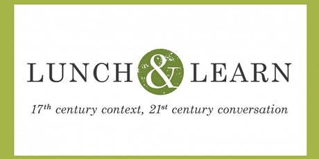 Lunch & Learn: Before Mayflower Discussion and Book Signing tickets