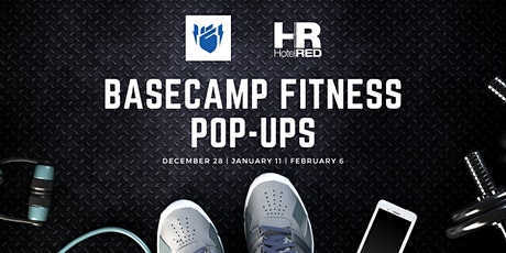 Basecamp Fitness Pop-ups tickets