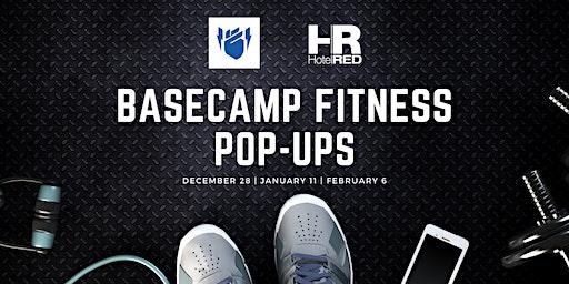 Basecamp Fitness Pop-ups